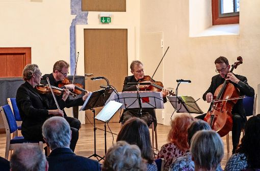 Virtuose Kammermusik für ein soziales Projekt