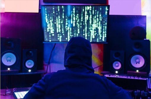 Firma Berger kämpft gegen die globale Hackergruppe