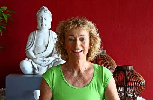 Ein Abschied im Einklang mit Buddha