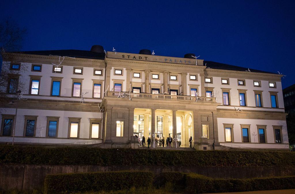 Das Stadtpalais Stuttgart ist im April eröffnet worden. Foto: dpa
