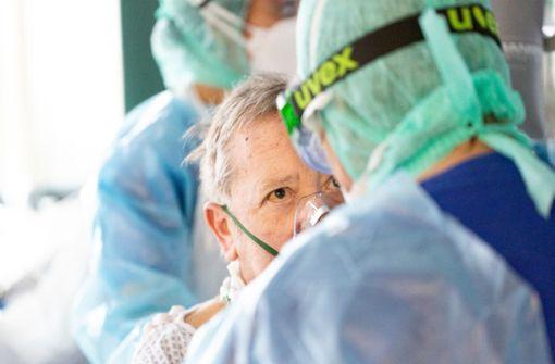 Ein Jahr auf der Corona-Intensivstation