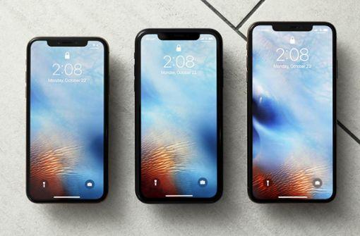 Neues iPhone soll drei Kameras bekommen