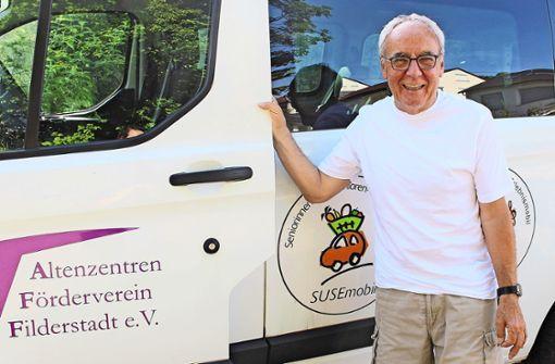 Suse-Mobil-Erfinder bekommt das Bundesverdienstkreuz