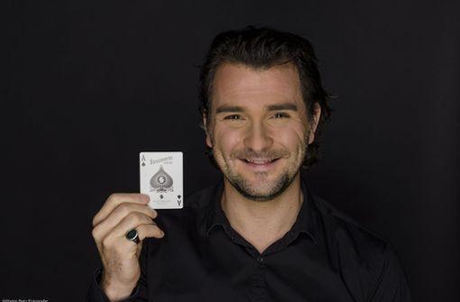 Magier Thorsten Strotmann sagt Leonberg ab