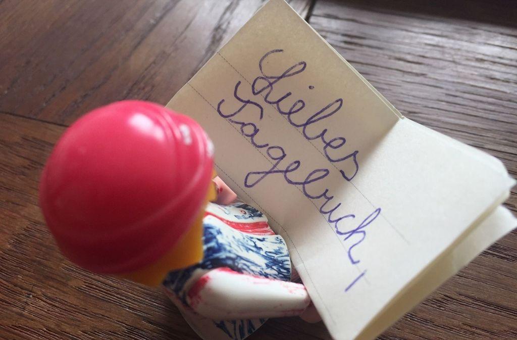 Hätte unsere Kolumnistin ein Tagebuch, sie könnte täglich ähnliches notieren. Foto: Welzhofer