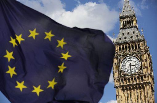 Brexit wird zur Zitterpartie