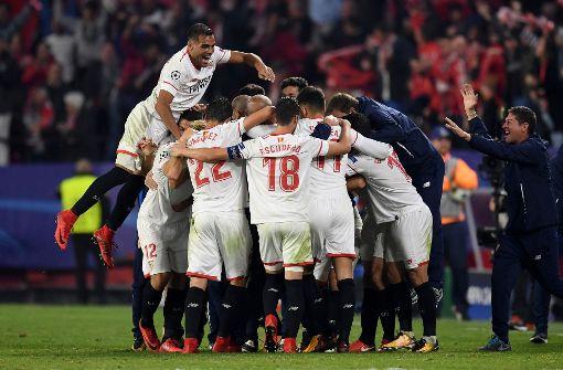 """Sevilla gelingt """"magische"""" Aufholjagd nach Schock-Nachricht"""