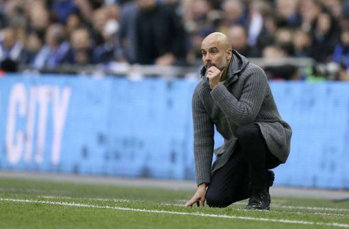 Darum steht Pep Guardiola unter riesigem Druck