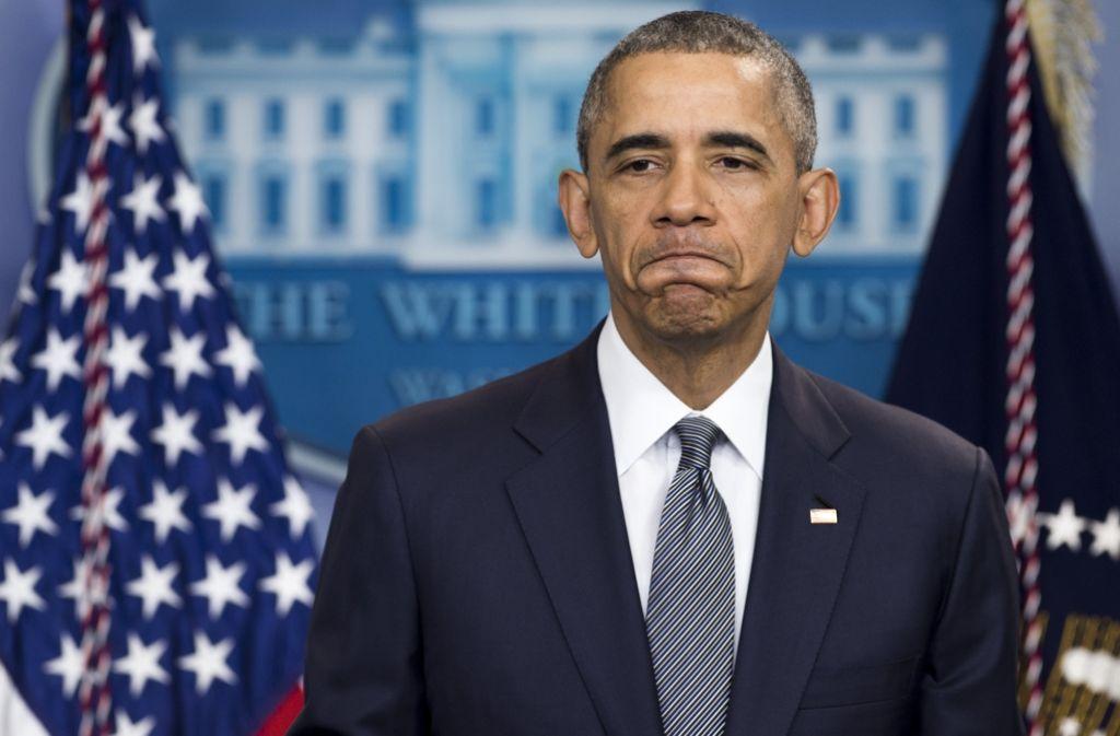 Historischer Besuch: US-Präsident Barack Obama wird als erster Präsident im Mai die japanische Stadt Hiroshima besuchen. Foto: AFP