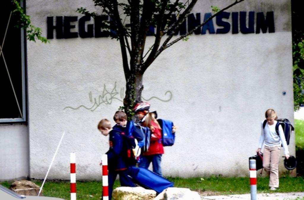 Die FDP befürchtet, dass das Gymnasium wegen der Reformen zu einer heimlichen Gemeinschaftsschule würde. Foto: Achim Zweygarth
