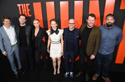 "Hollywoodstars feiern Premiere von ""The Hunt"""