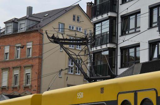 Stadtbahn-Chaos nach Oberleitungsschaden