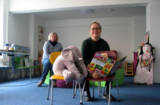 Die Botnanger  Bücherei soll Ort der Begegnung werden