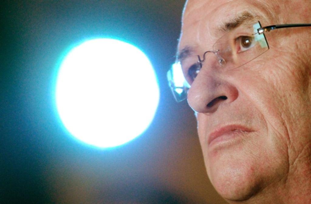 Martin Winterkorn bleibt Chef des VW-Konzerns. Foto: