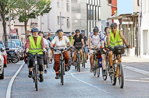 Für die kritische Masse gelten  Verkehrsregeln nicht