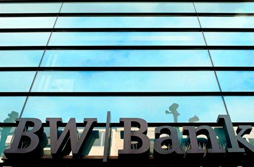 Die BW-Bank verweist auf ihre strengen Regeln für die Kundenannahme. Foto: dpa