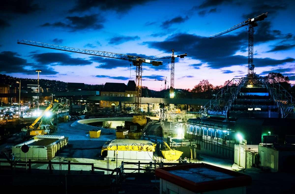 Trotz Baustelle war das Planetarium Publikumsliebling bei Kultur für alle. Foto: Lichtgut/Achim Zweygarth