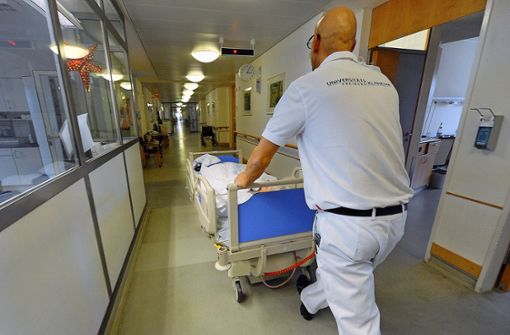 Hunderte Patienten betroffen - Operationen entfallen