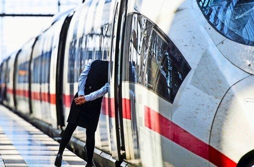 Verspätungen im Zugverkehr Stuttgart-Ulm