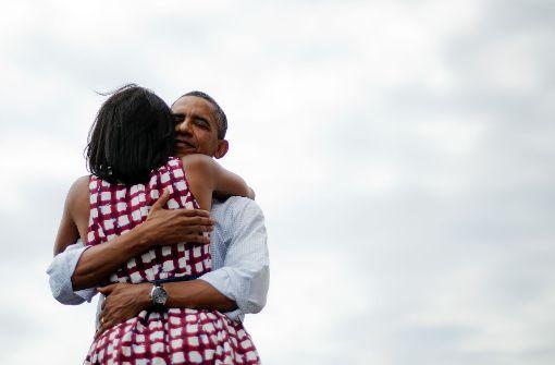 Die schönsten Momente von Michelle und Barack Obama