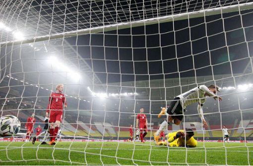 Deutsche Nationalmannschaft gewinnt knapp gegen Tschechien