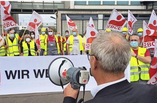 Betriebsrat befürchtet Standort-Schließung
