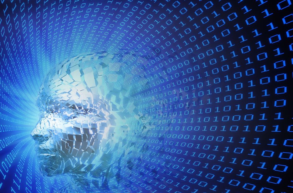 Manche IT-Freaks träumen vom ewigen Leben in Form von  Bits und Bytes. Doch was passiert, wenn einer versehentlich die Löschtaste drückt? Foto: Adobe Stock