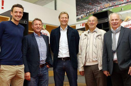 Die offene K-Frage – das waren die VfB-Kapitäne