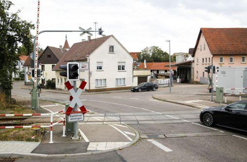 Mehr Sicherheit am Bahnübergang: Lösung ist in Sicht