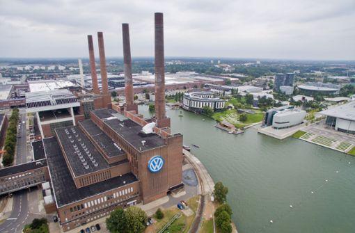 VW muss in der Dieselaffäre eine Milliarde Bußgeld zahlen