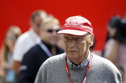 Lungentransplantation bei Ex-Formel-1-Weltmeister