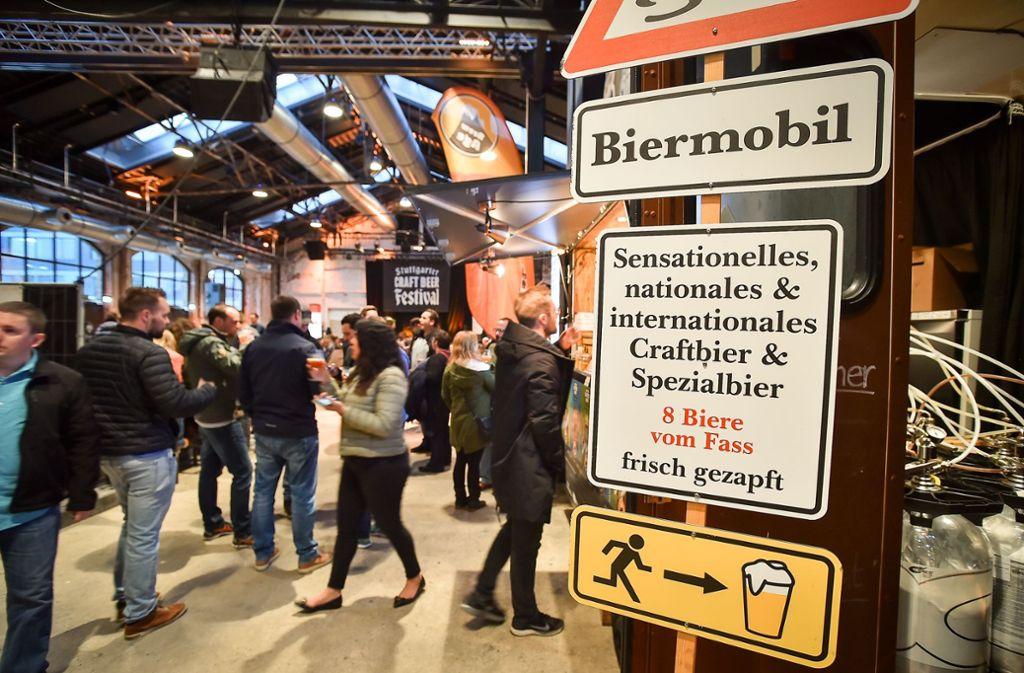 Bier ist nicht gleich Bier: Foto: Lichtgut / Ferdinando Iannone©