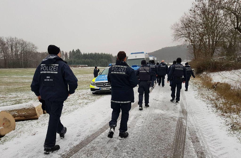 Am Donnerstagnachmittag wird das zehnjährige Mädchen gefunden. Foto: 7aktuell.de/