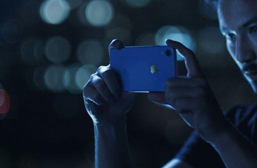 Warum die neuen iPhones XS und XR heißen