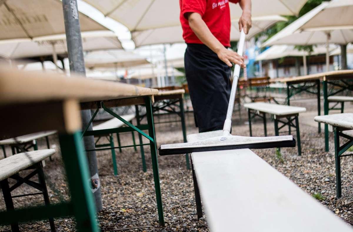 Ein Mindestlohn von zwölf Euro würde zehn Millionen Arbeitnehmerinnen und Arbeitnehmer begünstigen, sagt SPD-Finanzminister Scholz. Foto: dpa/Sebastian Gollnow