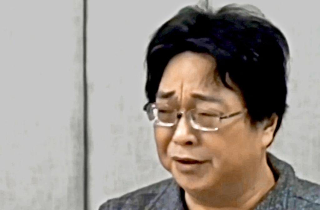 Denkwürdige TV-Beichte: Gui Minhai verlegte China-kritische Bücher. Foto: AFP