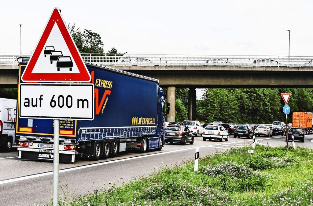 Der Straßenverkehr ist die Lärmquelle Nummer 1 auf den Fildern. Foto: