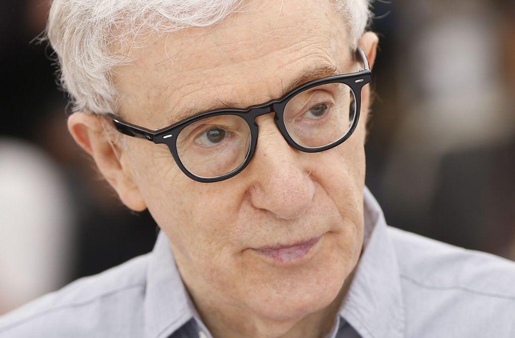 Der Hollywoodregisseur Woody Allen Foto: dpa/Guillaume Horcajuelo