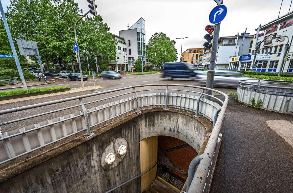 Der Eislinger Gemeinderat hat beschlossen, dass die Hirschkreuzung einen Kreisverkehr erhält. Foto: Giacinto Carlucci