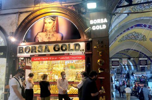 5000 Tonnen Gold liegen in den Wohnzimmern