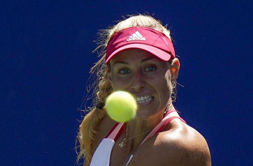 Auch Tennisprofi Angelique Kerber betroffen