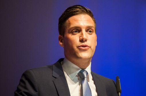 Manuel Hagel zum Generalsekretär gewählt