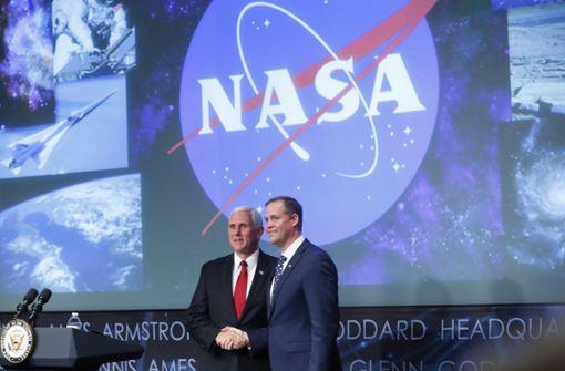 US-Raumfahrtbehörde Nasa wird 60