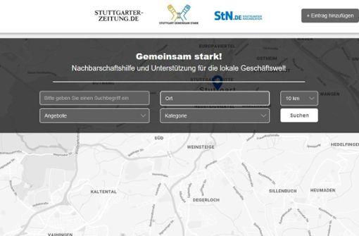 Lokale Hilfsangebote in Zeiten der Coronavirus-Pandemie