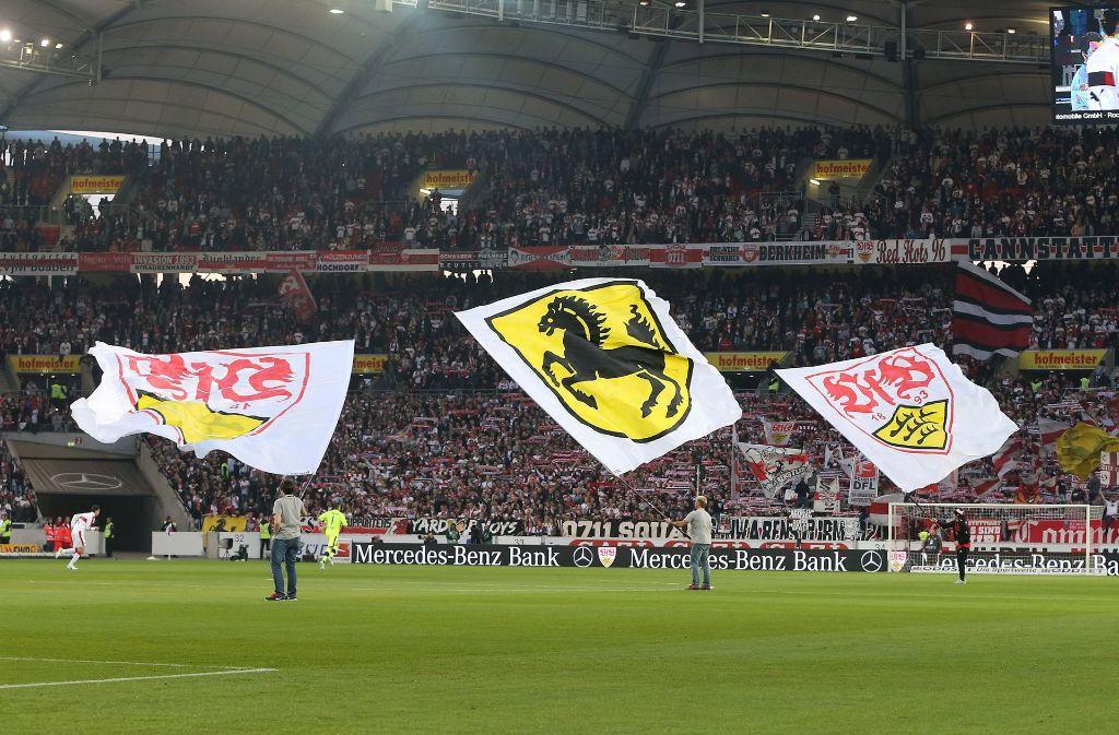 Die VfB-Fans können sich auf einen talentierten Spieler freuen. Foto: Pressefoto Baumann