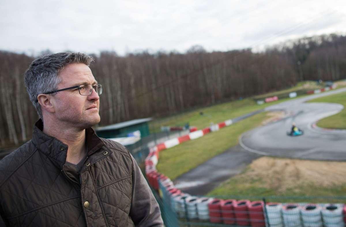 Dem Nachwuchs fehlt die Unterstützung, findet Ralf Schumacher Foto: dpa/Rolf Vennenbernd