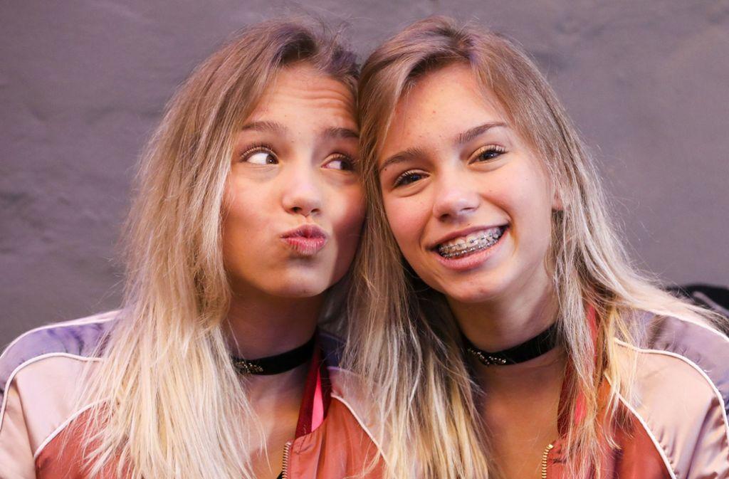 Die schwäbischen Zwillinge sind derzeit in Hamburg unterwegs (Archivbild). Foto: dpa