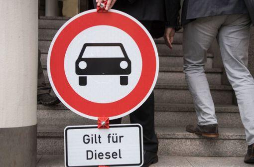 Luftreinhaltung: Plan Ende August