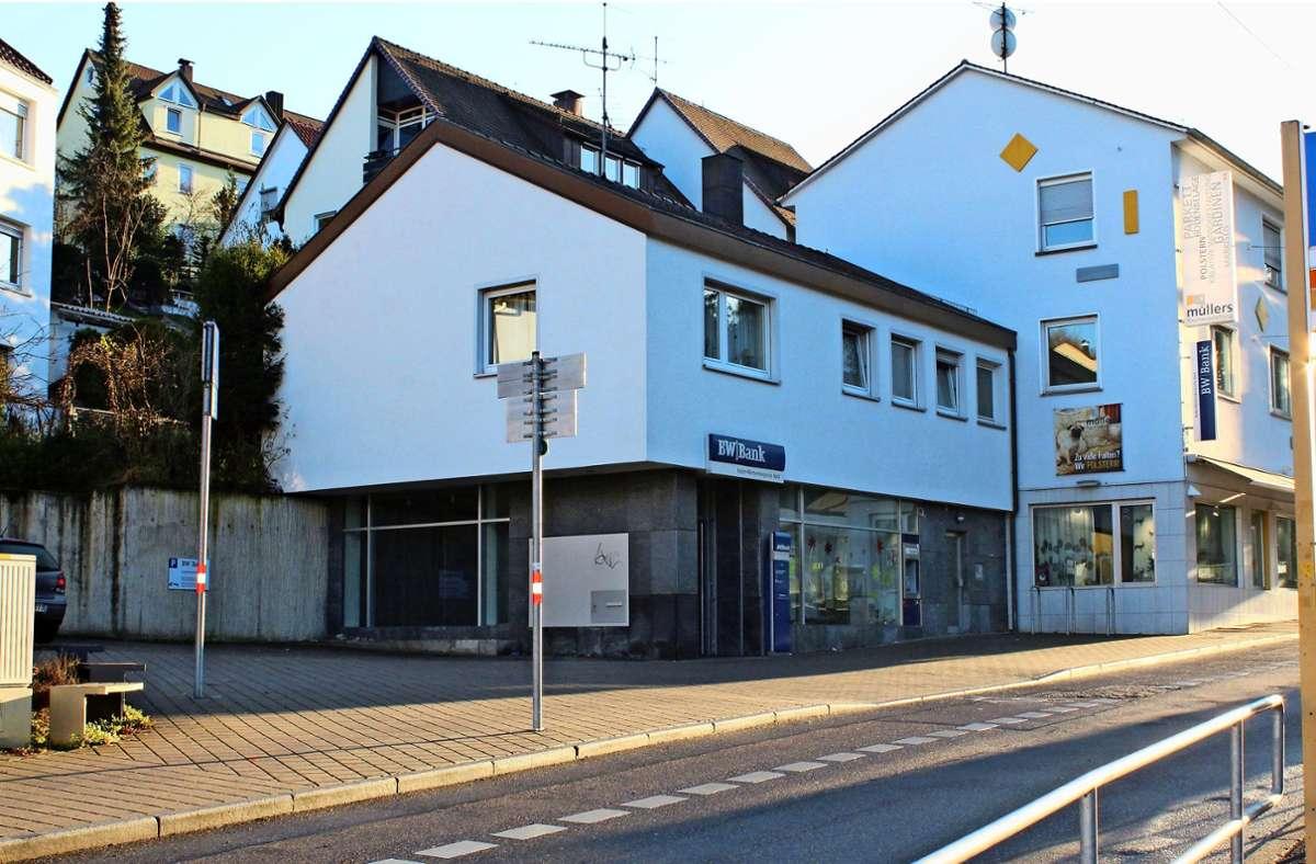 Es gibt mehrere Räume in dem Gebäude an der Böblinger Straße 471, für die die Öffentlichkeit Nutzungsvorschläge bringen durfte. Foto: Jacqueline Fritsch/h