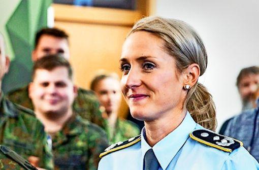 Diese Soldatin will für die SPD in den Bundestag